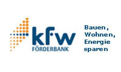 Logo der kfw Förderbank