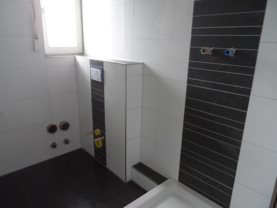Referenzen moderne badezimmer gestalten im raum main for Badgestaltung ideen fliesen