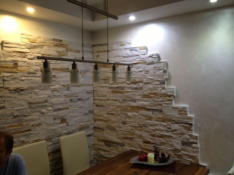 Kreative wandgestaltungen f r ihr zuhause for Wandfliesen steinoptik