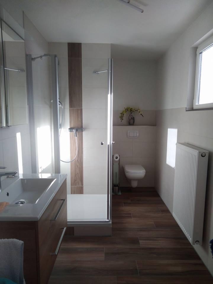 Klug Fliesen - Meisterbetrieb - Gäste WC / kleines Bad